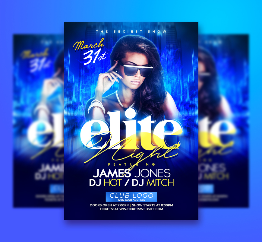 PSD_flyer_template_hotclubflyers_Elite_Night